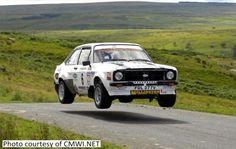 Ford Escort Mk2 Rally Car