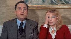 """Alberto Sordi e Monica Vitti nel film """"Io so che tu sai che io so"""" di Alberto Sordi (1982)"""