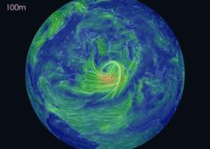 Earth wind map is stunning.  But data visualizations should be more than just pretty
