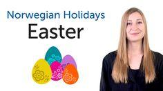 Norwegian Holidays - Easter - Påske