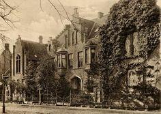 Het woonhuis van de architect Pierre Cuypers, zijn bureau en de Kunstwerkplaats Cuypers & Co. in Roermond.