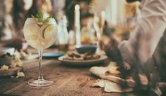 Martini Royale  Bianco.  A light, refreshing balance of MARTINI® Bianco and MARTINI® Prosecco. Serve over ice with a mint sprig and a lime wedge.