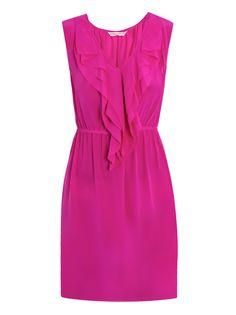 Rebecca Taylor silk short dress