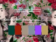 AutumnWinter 2018/2019 Trend Forecasting for Women, Men, Intimate, Sport Apparel - A super romantic atmosphere with a touch of vintage mood