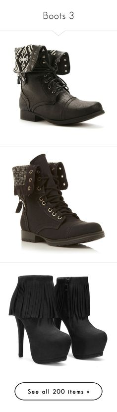 """""""Boots 3"""" by godivaangel ❤ liked on Polyvore featuring shoes, boots, sapatos, botas, mid-calf boots, cuffed boots, lace up boots, military lace up boots, combat boots and cuffed combat boots"""