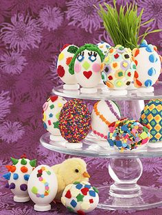 Good Eggs: Unbelievably Cute Easter Crafts: Sugarcoat It