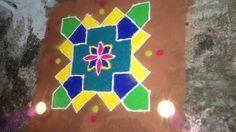 7 dotted rangoli New Rangoli Designs, Rangoli With Dots, Logos, Art, Art Background, Logo, Kunst, Performing Arts, Art Education Resources