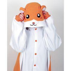 Hamster Kigu - Kigurumi Animal Costumes | Animal Onesies
