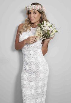 Vestido de noiva Longo • Círculo S/A
