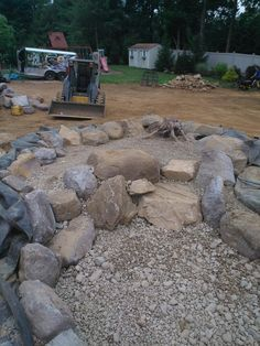 Ecosystem Pond install in Reading, PA