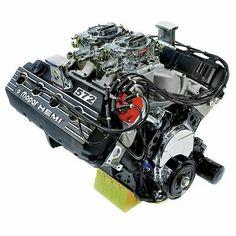 ◆ Visit MACHINE Shop Café ◆ (572cid Mopar V8 HEMI Engine)