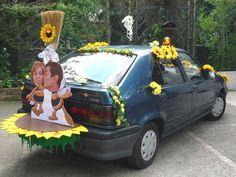 les 25 voitures balais les plus originales de lhistoire mon top du top - Voiture Balai Mariage