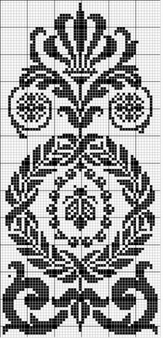 this is meant to be a cross-stitch pattern but I want to use this pattern for a knitting.