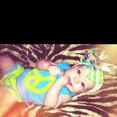 My hippie baby :)