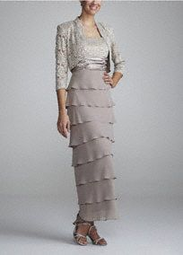 David's Bridal | Special Occasions | Features | Mothers & Special Guests they have different colors too