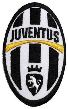 3-Pack 2.3' x 3.8'Juventus Football Club DIY Embroidered Sew Iron on Patch *** Learn more by visiting the image link.