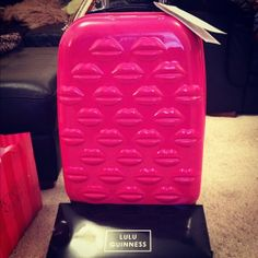Love this luggage <3