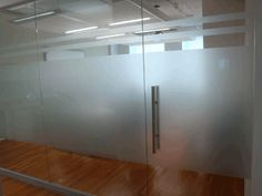Etched Glass NYC | Frosted Vinyl Film Window Graphics in New York