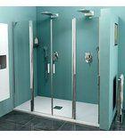 ZOOM LINE sprchové dvere 1600mm, číre sklo