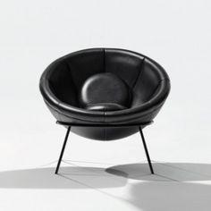 DESIGN : La Bowl Chair by Lina Bo Bardi !