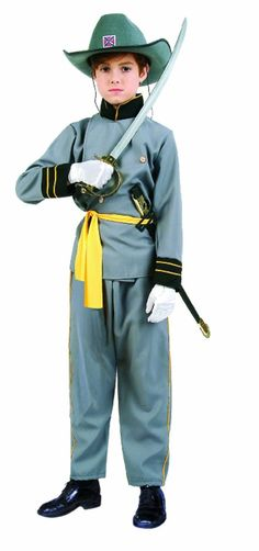 Look what I found on Gray Confederate Officer Dress-Up Set - Boys by RG Costumes Kids Costumes Boys, Boy Costumes, Halloween Costumes For Girls, Black Friday Toy Deals, Best Black Friday, Patriotic Costumes, Boys Uniforms, Grey Fashion, Costume Dress