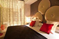 Habitación Fila 5. Habitación de #cine en el #hotel Vincci Capitol 4* #Madrid.