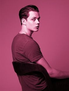 Bill Skarsgard. | hemlock grove, bill skarsgård and roman godfrey