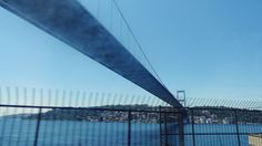 Fatih Sultan Mehmet Bridge, the second Bosphorus bridge, it is named after the Ottoman Sultan Mehmed, the Conqueror