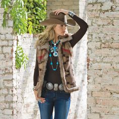 Cowgirl Chic!