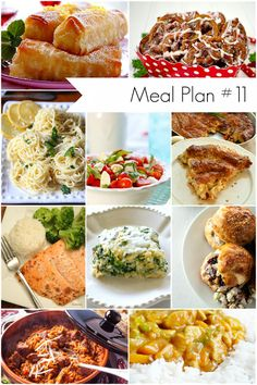 Ioanna's Notebook - Weekly meal plan #11 - Healthy & delicious recipes for the whole family