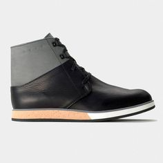 No 2 Lace-Up Boot by Velt