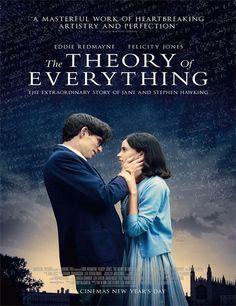 Poster de The Theory of Everything (Teoría del todo)