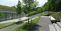 ASLA 2013 Professional Awards   Brooklyn Botanic Garden Visitors Center Landscape
