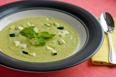 Zucchini And Cheddar Cheese Soup Recipe - NYT Cooking New Recipes, Soup Recipes, Cooking Recipes, Favorite Recipes, Healthy Recipes, Healthy Meals, Vegetarian Recipes, Almond Soup Recipe, Meditranian Diet