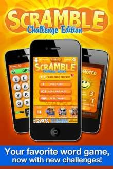 Scramble Challenge Edition