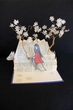 Altered books Art | Recyclart