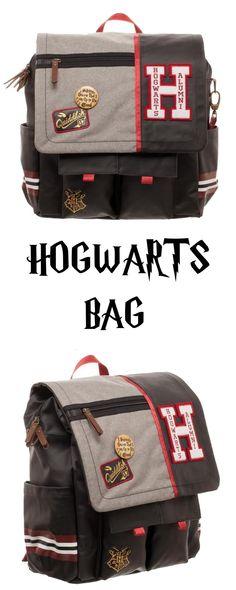 Hogwarts Alumni Bag - shut up and take my money! Harry Potter Merchandise, Harry Potter Shirts, Harry Potter Marauders, Harry Potter Outfits, Harry Potter Diy, Harry Potter World, Harry Potter Hogwarts, Ravenclaw, Harry Potter Accessories