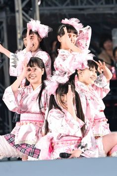 MomoClo in the National Stadium