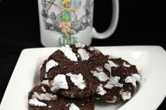 Flourless Chocolate Snowball Cookies. Photo by **Tinkerbell**