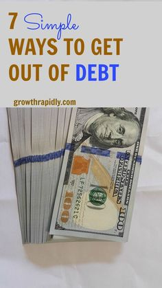 Do you have difficulties paying off your debts? Follow these debt pay off tips to help pay off debt fast and  stay out of debts. This article also includes includes saving tips, budgeting tips to help pay off debt fast.