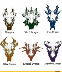 The elder scrolls v: skyrim-dragons Fantasy, Gamer Girl, Elder Scrolls Skyrim, Scroll, Game Art, Dragon Age, Art, Dragon, Skyrim Dragon