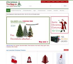 Plan your Chrictmas With The Decorated Trees At...  #christmas #sendgifts