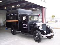Old Police rig