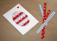 Fotopostupy na veľkonočné pozdravy, Tvorenie z papiera, fotopostup - Artmama.sk Happy Easter, Triangle, Ideas, Happy Easter Day, Thoughts