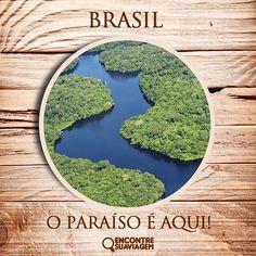 Que o nosso país é incrível todo mundo já sabe, mas o que muitos ainda têm dúvida é se aqui é o paraíso. Para responder essa pergunta, fizemos uma lista dos lugares mais incríveis do Brasil. Amazônia (Amazonas): Como não falar de um dos ecossistemas mais importantes do Brasil e do Mundo inteiro? A Amazônia não só regula a temperatura do planeta como garante que espécies de animais e plantas não sejam extintos do mundo. #brasilparaíso #amazônia #encontresuaviagem Na Oak Travel você pode…