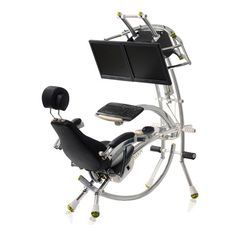 The $1,900 Nethrone is the Ultimate Workstation for Those Who Want to Be Off Their Feet All Day « ZERO DROP