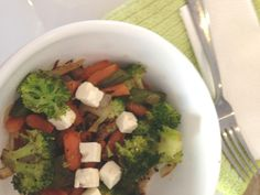 Mediterranean Quinoa And Feta Bowl - Living with Dawn