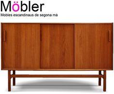 Möbler. Mobles escandinaus de segona mà