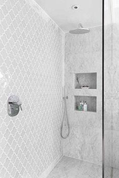 bathroom tile ideas Most Popular Farmhouse Shower Tile Ideas and Designs for 2019 Bathroom Tile Designs, Modern Bathroom, Bathroom Ideas, Bathroom Cabinets, Bathroom Vanities, Restroom Cabinets, Bathroom Drain, Condo Bathroom, Bathroom Canvas