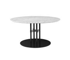 GUBI // TS Column Dining Table by GamFratesi